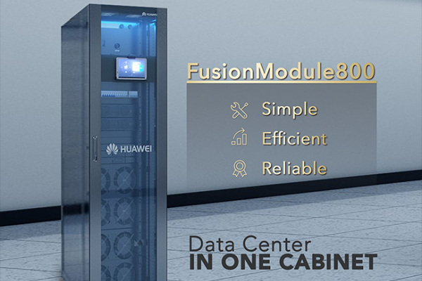 Huawei FusionModule800 Data Center In One Cabinet