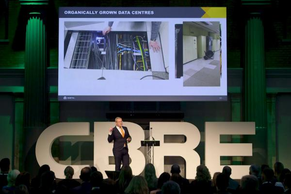 Elinex CBRE Supply Partner Event 2019