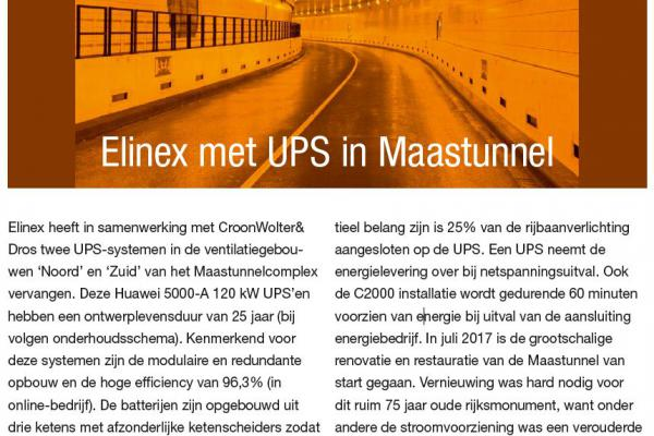 Elinex Maastunnel Elektro Data