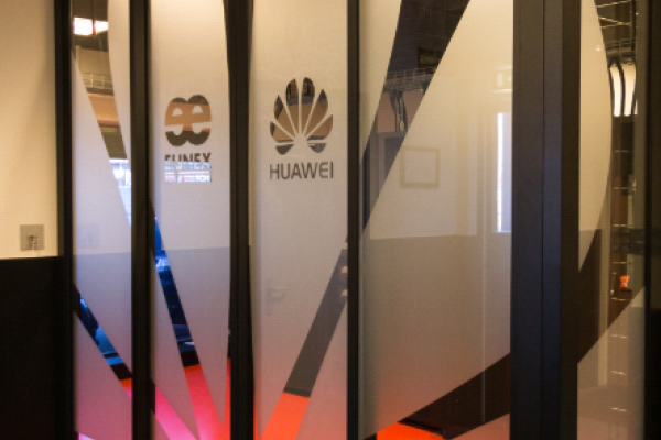 Huawei Demo en Experience Center